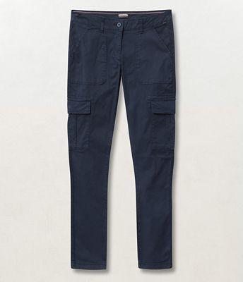 1ca3927cd38e6 Pantalon cargo Marin   Napapijri   boutique officielle