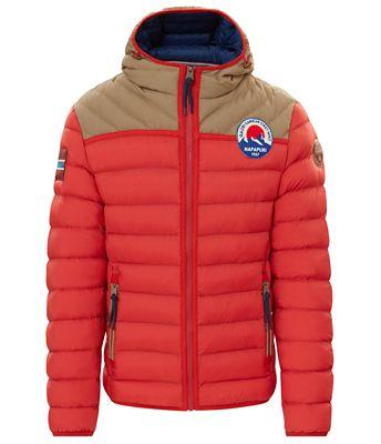 Articage Padded Officielle Napapijri Jacket Boutique P4pO5wq