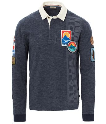 Long sleeve polo Egna | Napapijri