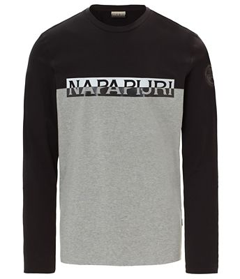 Long sleeve t-shirt Sibanor | Napapijri
