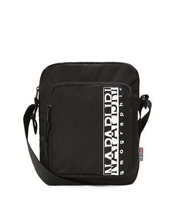 Black Napapijri Happy Cross Pocket Umh/ängetasche 22 cm
