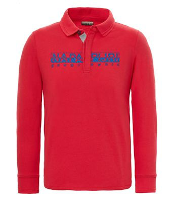 Long sleeves polo Eppley | Napapijri