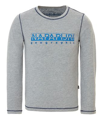 Long sleeve t-shirt Sion | Napapijri