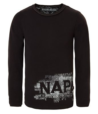 Long sleeve t-shirt Siddi | Napapijri