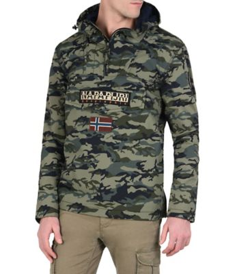 Jacket Rainforest Summer Camo | Napapijri