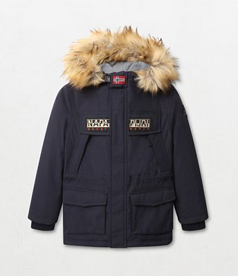 Jacket Skidoo Open Long | Napapijri