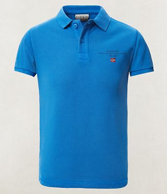 Short sleeve polo Elbas | Napapijri