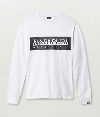 Long sleeve T-shirt Sele | Napapijri