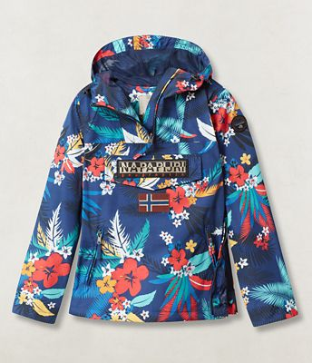 Veste Rainforest Summer Print | Napapijri