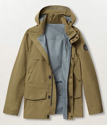 Parka-Mantel Skidoo Superlight Summer | Napapijri