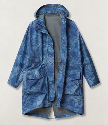 Parka Coat Adud Superlight Print | Napapijri