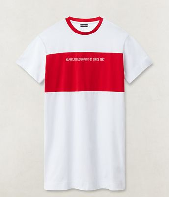 Short sleeve t-shirt Sait Long | Napapijri