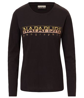 Long sleeve t-shirt Salina Excluive | Napapijri