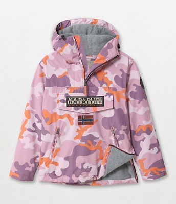 Jacket Rainforest Winter Print | Napapijri