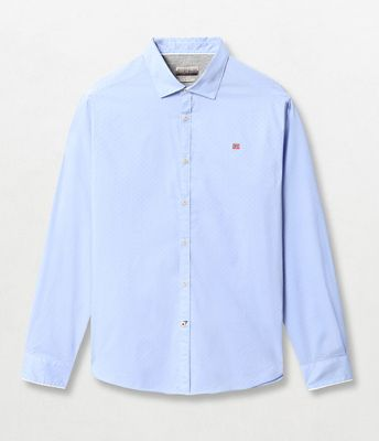 Long sleeve shirt Gassim | Napapijri
