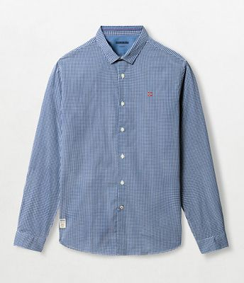 Long sleeve shirt Gardiner | Napapijri