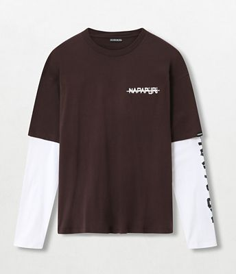 Long sleeve t-shirt Solt | Napapijri