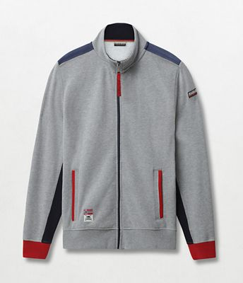 Sweat-shirt zippé Bardara | Napapijri