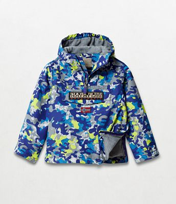 Jacket Rainforest Camu | Napapijri