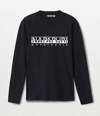 Long sleeve t-shirt Serber | Napapijri