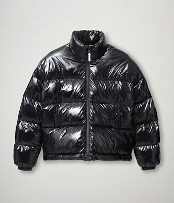 Puffer jacket Art  Shiny | Napapijri