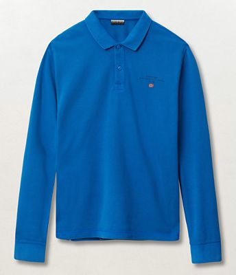 Long Sleeve Polo Shirt Elbas | Napapijri