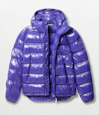 Superlight Puffer Jacket Art Shiny | Napapijri