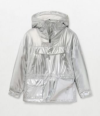 Superlight Skidoo Anorak Metallic | Napapijri
