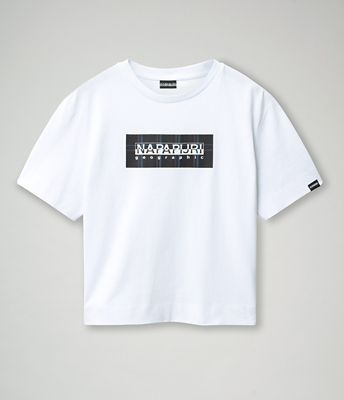 T-shirt Sox Check | Napapijri