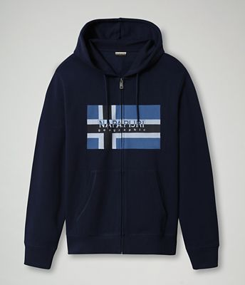 Sweat-shirt zippé Bovico | Napapijri