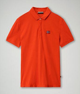 Short sleeve polo shirt Enago | Napapijri