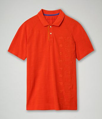 Short sleeve polo shirt Elton | Napapijri