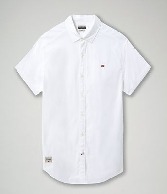 Short sleeve shirt Gode | Napapijri