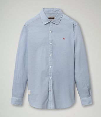 Long sleeve shirt Gruaro | Napapijri