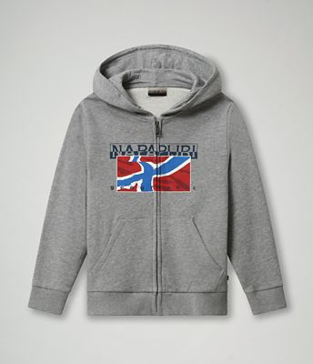 Sweat-shirt zippé Ballyn | Napapijri