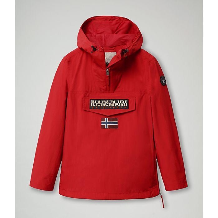 napapijri giacca rossa o nera femmina