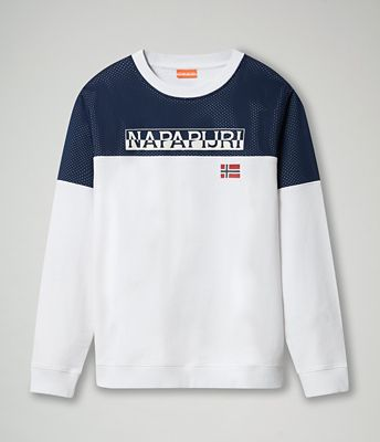 Sweatshirt Bito Colour Block | Napapijri