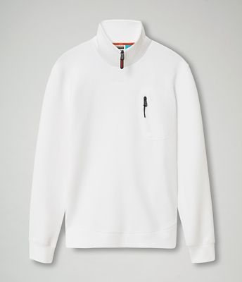 Sweat-shirt zippé Bilbe | Napapijri