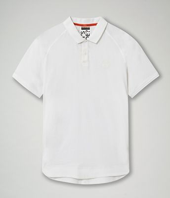 Short sleeve polo shirt Elibe | Napapijri
