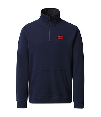 Sweat-shirt zippé Bito | Napapijri