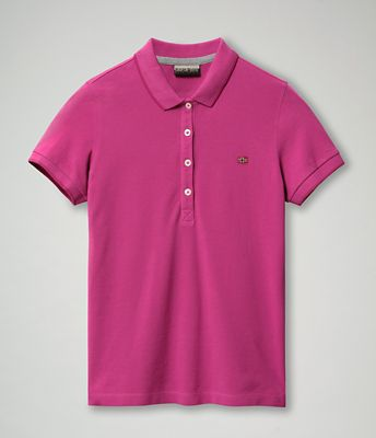 Short sleeve polo shirt Elma Piquet | Napapijri