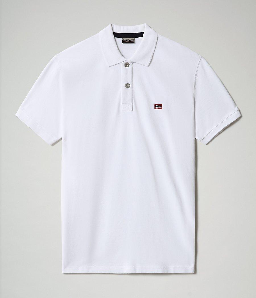 Kurzarm-Poloshirt Eruggy-