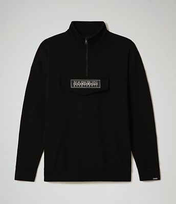 Sweat-shirt zippé Patch | Napapijri