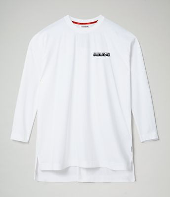 Long sleeve t-shirt Oodi | Napapijri