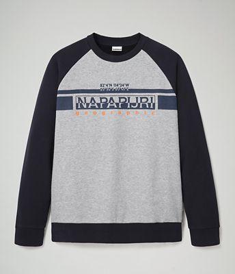 Langarm Sweater Yoik | Napapijri | offizieller store