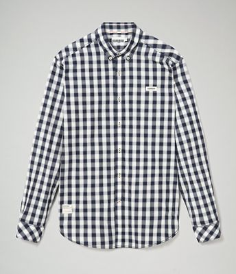 Long sleeve shirt Gelin | Napapijri