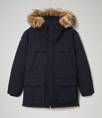 Skidoo Jacket  Open Long | Napapijri
