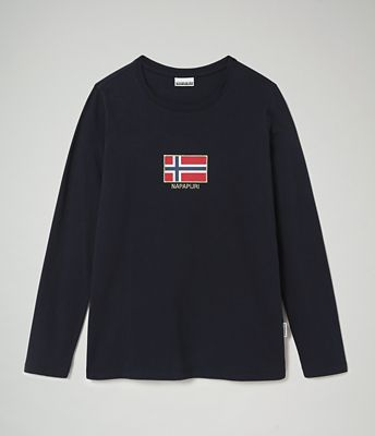 Long sleeve t-shirt Shea | Napapijri
