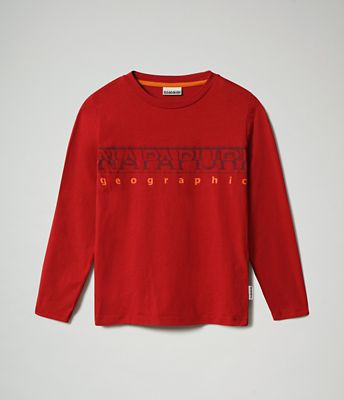 Long Sleeve T-Shirt Sadyr | Napapijri