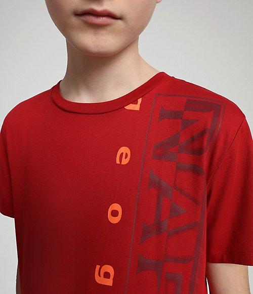 Short Sleeve T-Shirt Sadyr Logo-